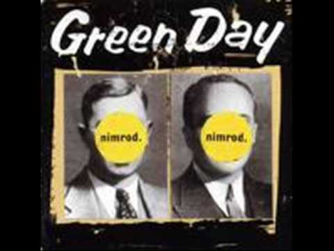 Nice Guys Finish Last - Green Day