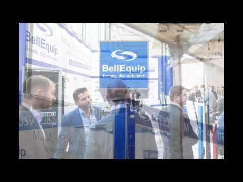 BellEquip GmbH Rückblick auf unseren SMARTen Messeauftritt im Zeichen von M2M, IoT und Industrie 4.0