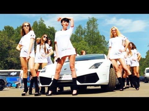 Unlim500+ / Drag Racing In Dmitrov, Russia.