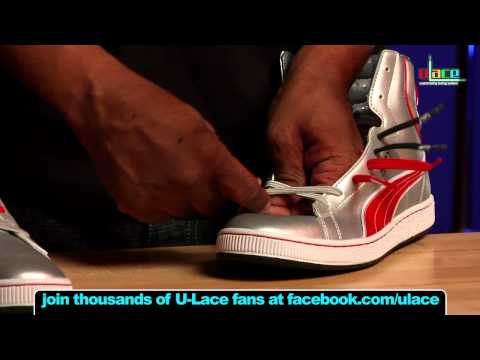 How to lace your sneakers: Crossover with U-LACE ★★★★★