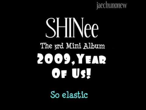 SHINee - Ring Ding Dong [Lyrics]
