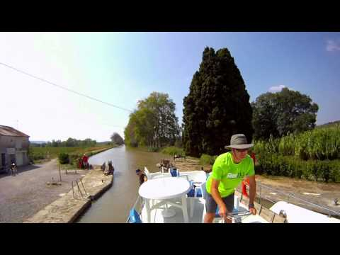 LeBoat Canal du Midi France September 2012
