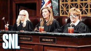 Judge Court - SNL (Emma Thompson)