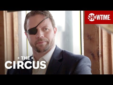 Rep. Dan Crenshaw: The Conversation Around the Border Wall is So Toxic | THE CIRCUS | SHOWTIME