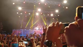 Three Days Grace - I Hate Everything About You. Live Kyiv Stereo Plaza 26.10.2018