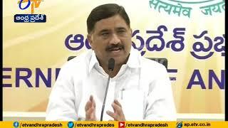 Minister Ganta skips cabinet meet, doubts arise..