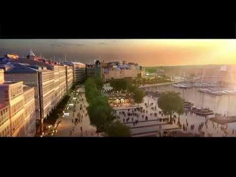 La nueva Marina de A Coruña