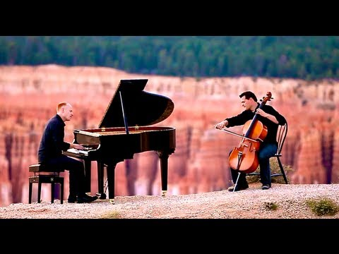 Titanium / Pavane (Piano/Cello Cover) - David Guetta / Faure - ThePianoGuys