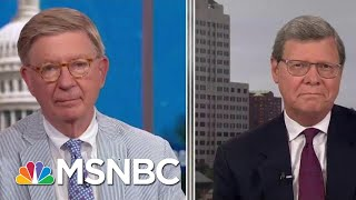 Former Republicans Question What Happened To Their Party | MTP Daily | MSNBC