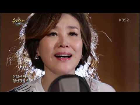 주현미(周炫美) 목포의 눈물(木浦の涙)
