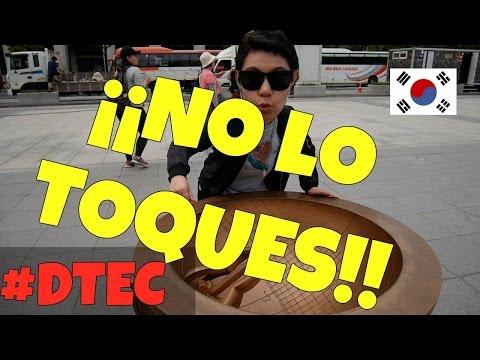 ¡PROHIBIDO TOCAR en las calles de Seúl! Double Trouble TV 303 ♥ #DTEC