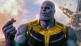 Thanos Meets Dr Strange -