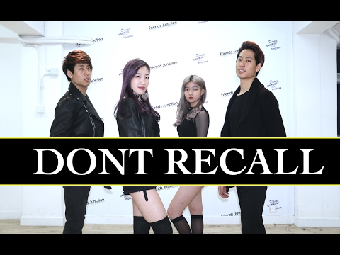 K.A.R.D - DON'T RECALL DANCE COVER 카드 돈리콜