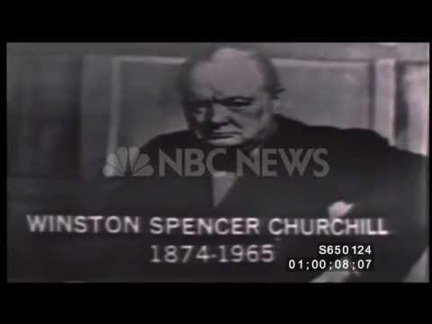 24 Януари 1965 - умира Уинстън Чърчил