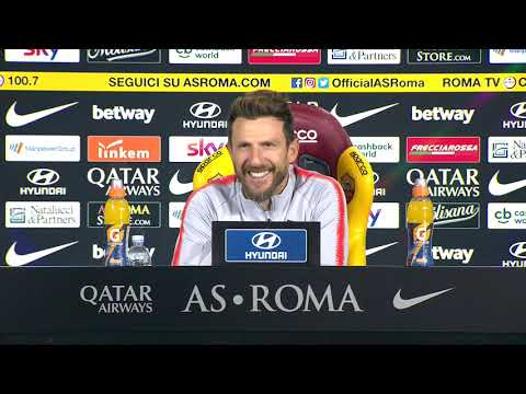 VIDEO - Cagliari-Roma: la conferenza di Di Francesco: