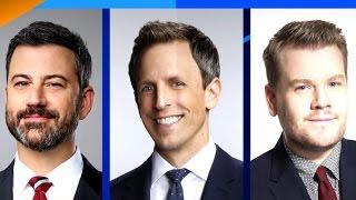 Jimmy Fallon vs. Stephen Colbert: Inside the Late Night Ratings War