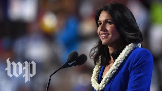 Why some see Tulsi Gabbard as a controversial 2020 candidate