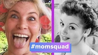 "We Were ""Perfect"" Homemakers For A Week • #MomSquad"