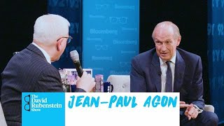 The David Rubenstein Show: L'Oreal CEO Jean-Paul Agon