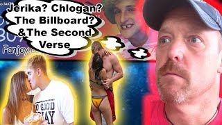 VLOG DAD REACTS !! | Logan and Jake's crazy decisions about Second Verse, Billboards & Wifes