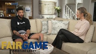 LeBron James' choice for 'Defensive Player of the Year': JaVale McGee | FAIR GAME