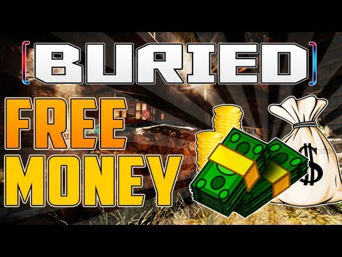 "Buried Zombies ""FREE POINTS"" - EASY MONEY"" How To For Buried! (Black Ops 2 Zombies) - Smashpipe Games"