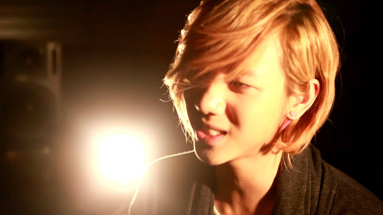 LUNAFLY Cover of Impossible by James Arthur - YouTube