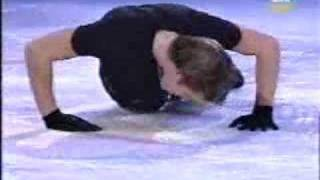 Alexei Yagudin -  the best ice skater ever