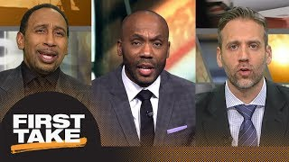 First Take reacts to Dolphins breaking Patriots' win streak | First Take | ESPN