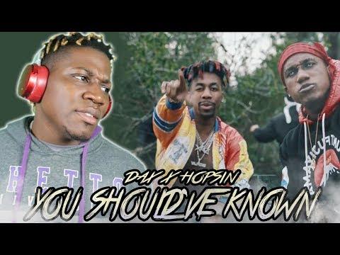 Hopsin - You Should've Known ft.Dax (LEGENDARY)