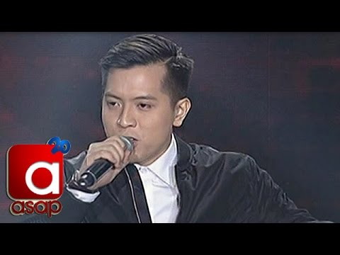 Jason, Alisah, Rence, Leah, conquer ASAP stage