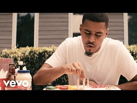 J. Cole - Crooked Smile ft. TLC (Official Music Video)