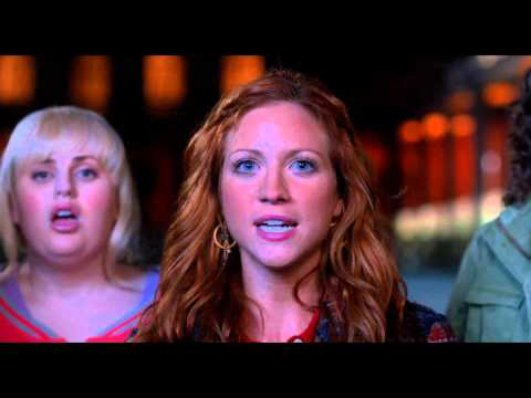Pitch Perfect | clip - The Bellas remix Just the Way You Are
