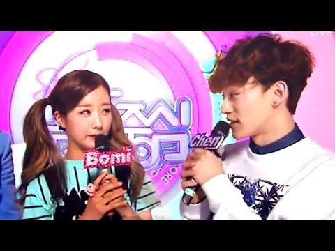 everytime ♥ jongdae & bomi