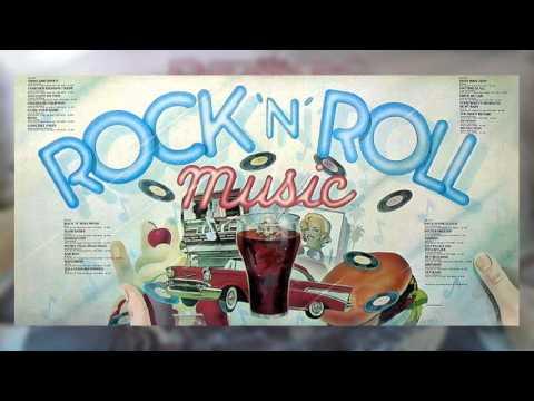 the BEATLES ROCK 'N' ROLL music UK LP