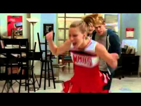 GLEE - Dance With Somebody (Who Loves Me) (Full Performance) (Official Music Video) HD