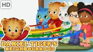 Daniel Tiger 🎨 Let's Do Crafts Together!   Videos for Kids