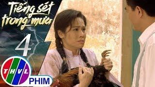 THVL | Tiếng sét trong mưa - Tập 4[3]: Bình hoảng sợ khi con gà cưng của Khải Duy bị thương