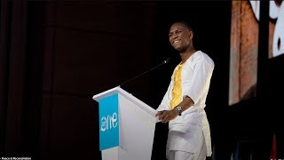 Talking to young people to prevent conflict| Peace leader Ousmane Ba