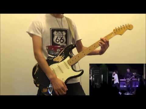 ONE OK ROCK 「Never Let This Go」 武道館ver. guitar cover