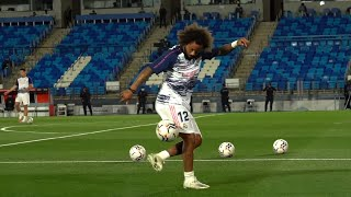 Marcelo 20 Ridiculous Skill Moves in Training