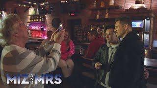 The Miz's family dinner in Cleveland turns into a meet-and-greet: Miz & Mrs., Aug. 14, 2018