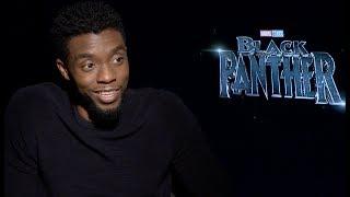 Black Panther Chadwick Boseman Explains his Character T'Challa