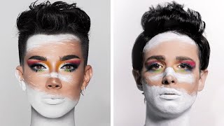 The Try Guys Transform Into Beauty YouTubers