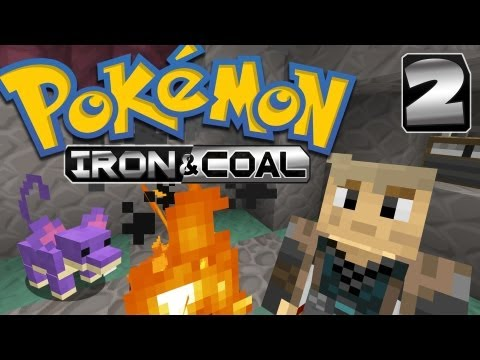 Pokémon: Iron & Coal [Pixelmon Part 2] - The New Frontier! - Smashpipe Film