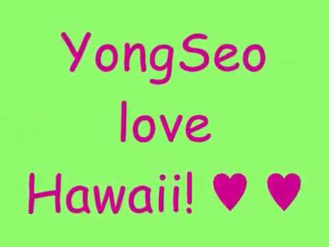 Yonghwa & Seohyun (YongSeo) 2014 Part 4