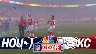 2020 NFL Kickoff Special on NBC Intro