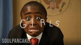 AWESOME GIRLS! | Kid President
