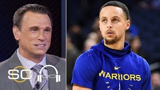 Steph Curry's shooting abilities 'will never be seen again' in the NBA - Tim Legler | SC with SVP