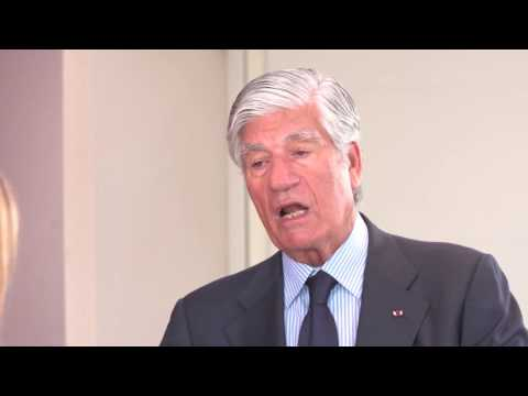 Interview with Maurice Lévy - Publicis Groupe 1st Half 2016 Results